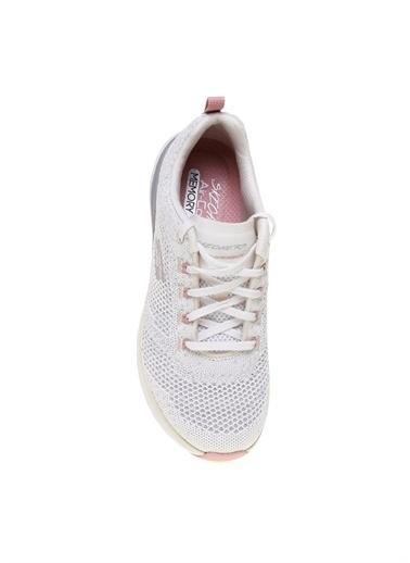 Skechers Skechers Beyaz - Pembe Lifestyle Ayakkabı Beyaz
